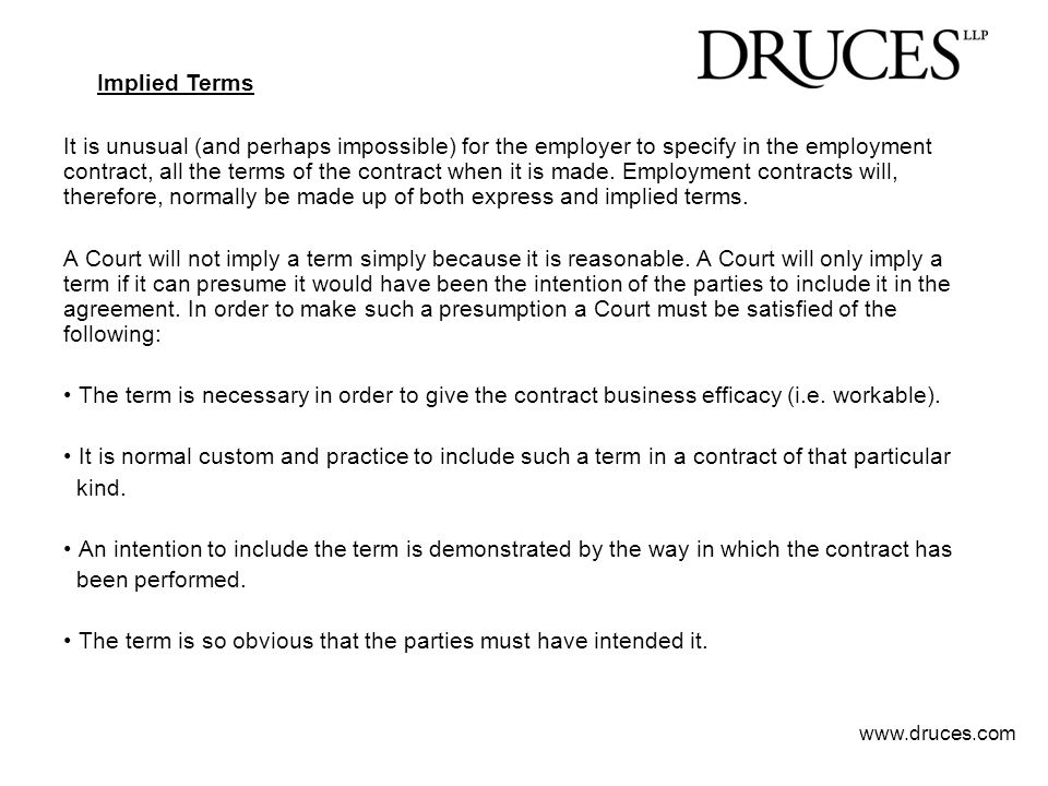 Charles Avens Employment Solicitor Druces Llp  Ppt Download