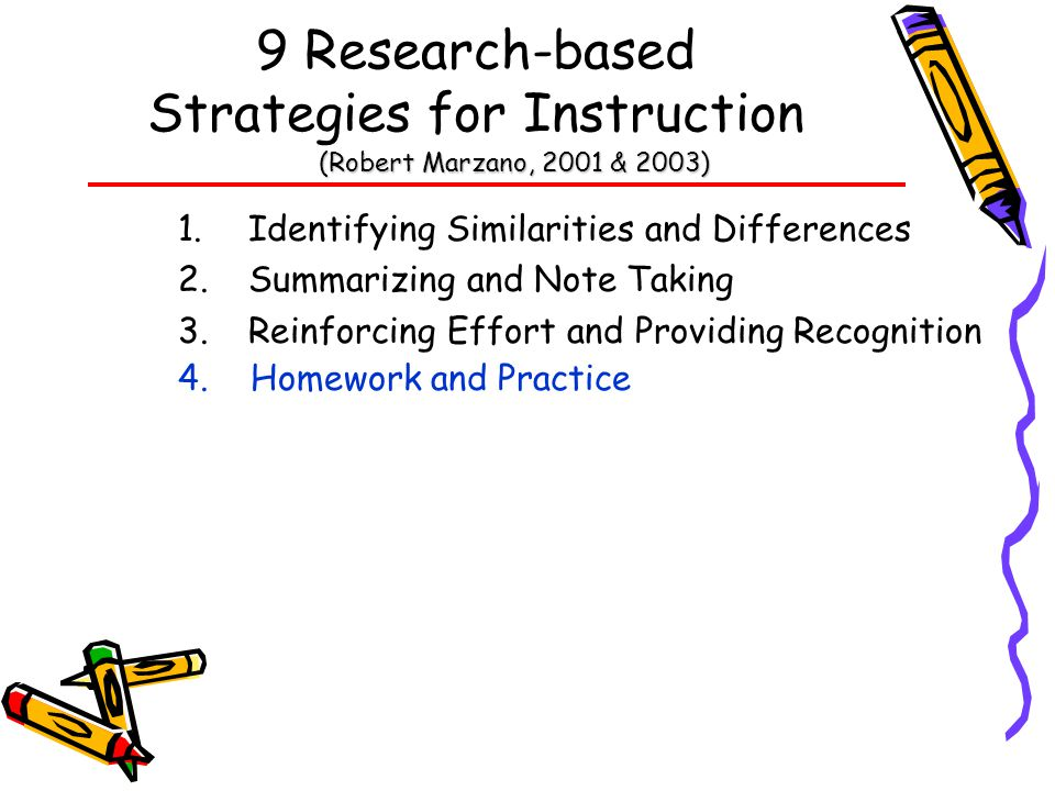 research based instruction definition