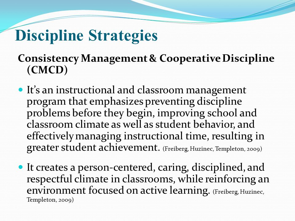 how to improve the discipline of my school discipline January/february 2010 49 indirect approach to improving school discipline in that it is aimed at the quality of the settings that students occupy rather.