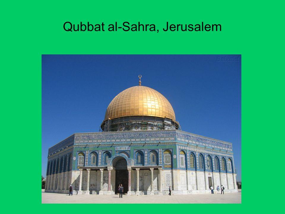 Qubbat al-Sahra, Jerusalem