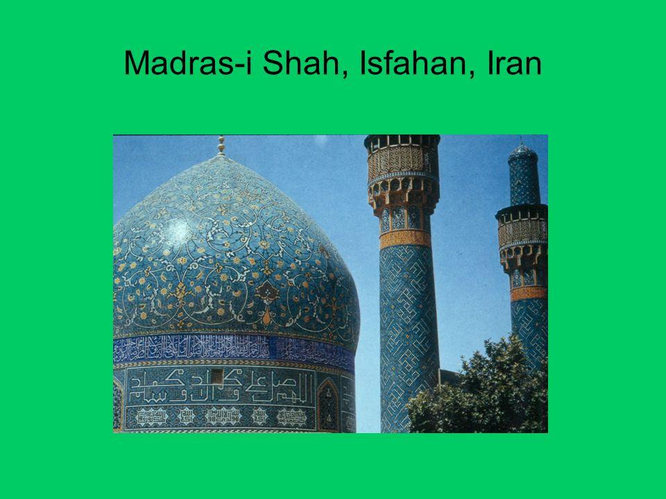 Madras-i Shah, Isfahan, Iran
