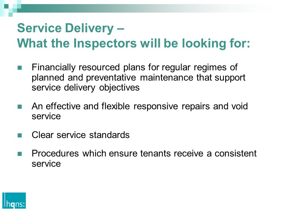 Ealing Homes Governance and maintenance Draft findings ...