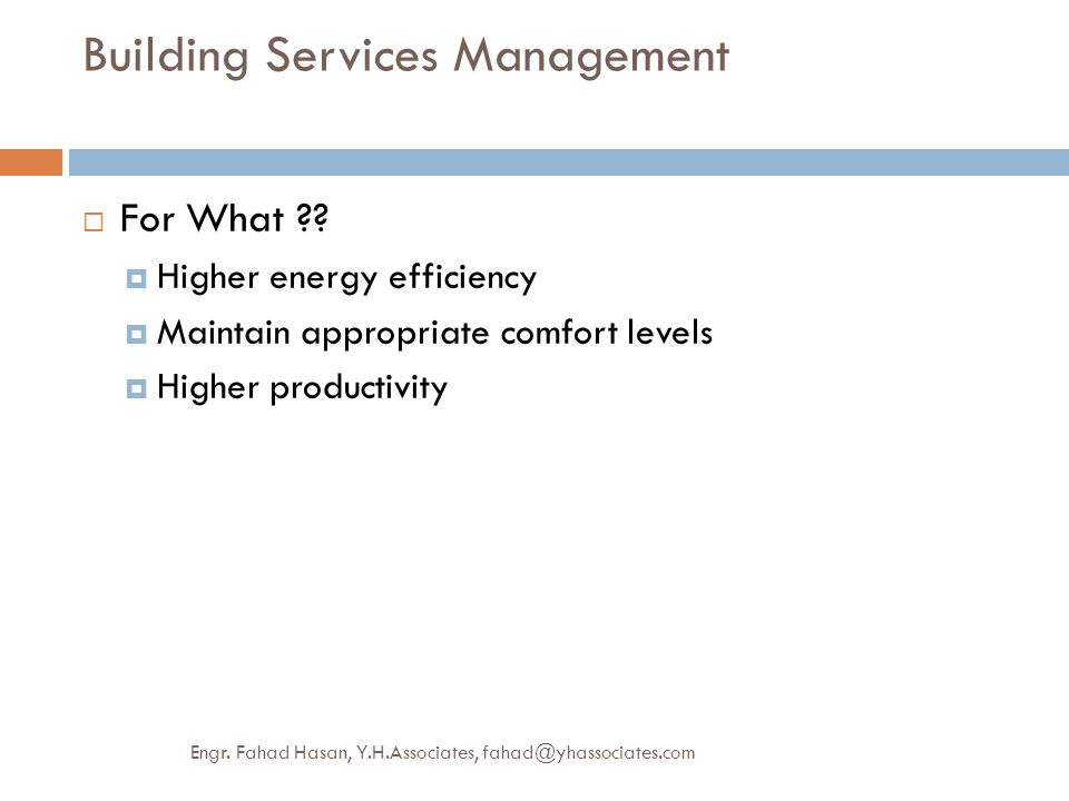 Building Management Services : Building services design process ppt video online download