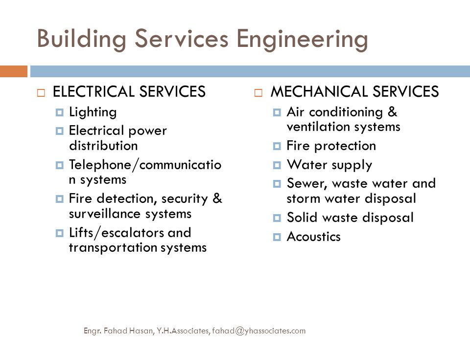 the building services engineering Ridge building services engineering - ridge's well qualified and experienced  building services engineering team can support you at all stages of your  property.