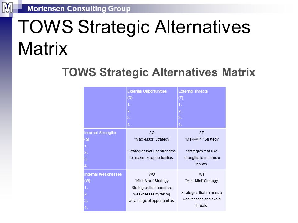 tows matrix analysis for apple When you hit the menu button selected text appears unselectedno need to worry the selected range will be formatted tows analysis or tows matrix is used.