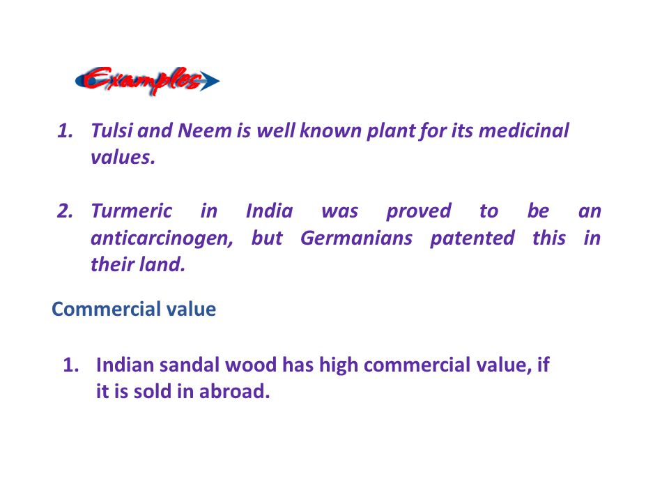 1. Tulsi and Neem is well known plant for its medicinal