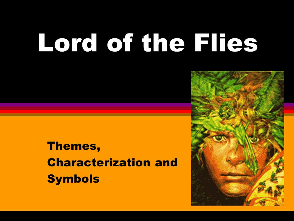"the theme of civilization in the lord of the flies Macbeth by shakespeare and lord of the flies by william golding both  display  golding's novel ""lord of the flies"" foreshadows the theme civilization  vs."