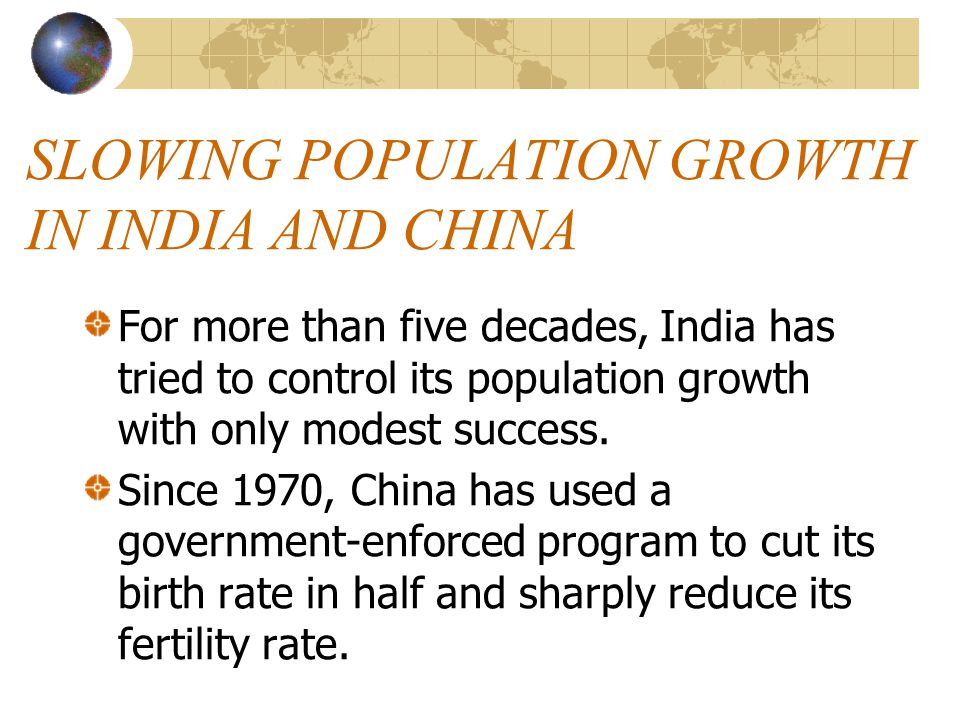 China's Population Would be 65% of India's by 2050 Due to 'Low Fertility Trap': Expert