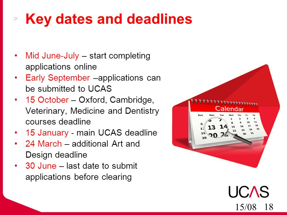UCAS evening 2014 – What to expect…
