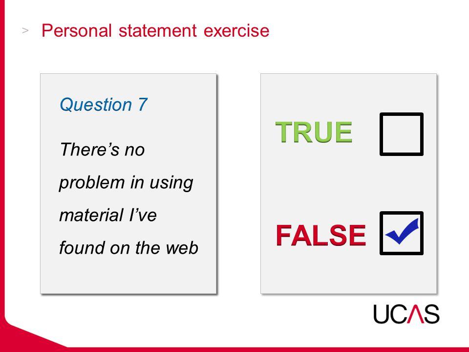 do universities read personal statements