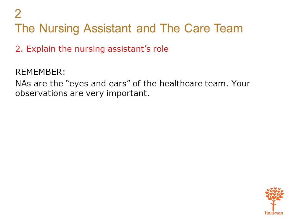 the importance of nursing roles Nursing leadership extras staff, making sure the right people are in the nursing roles, and modeling the behavior that is desired of others importance of drawing on the strengths of each member of the nursing staff a winning team.