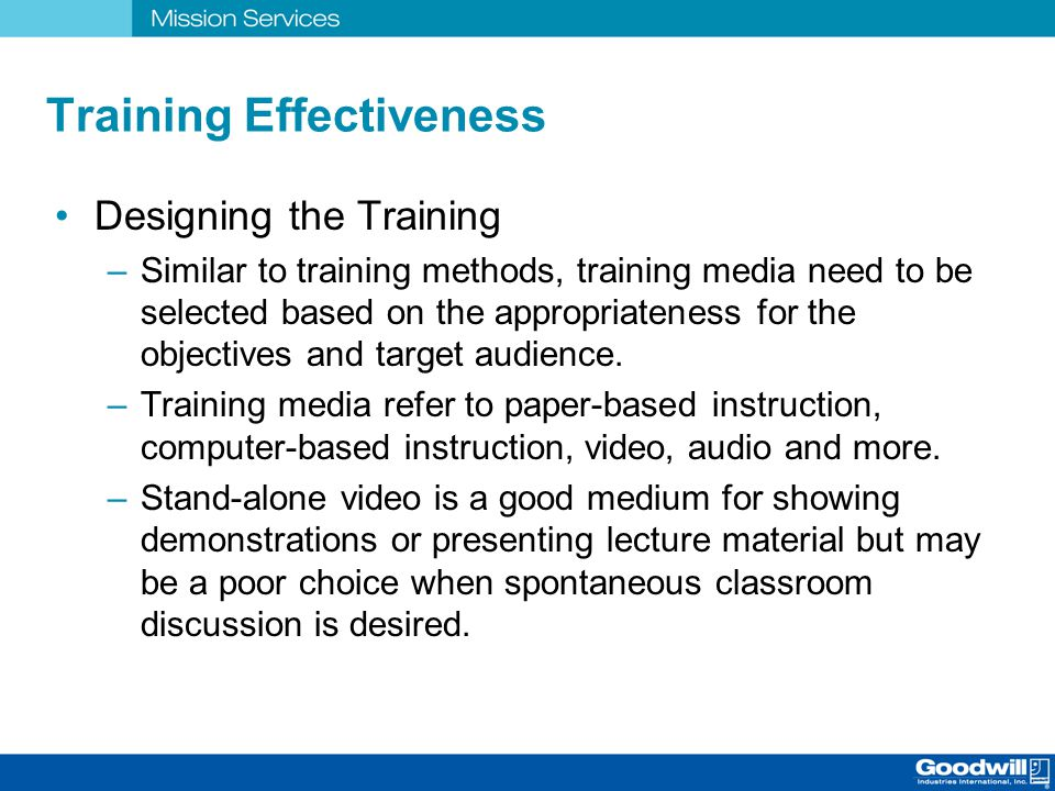 objectives computer based training system Human resources management and technology by julie bulmash chapter 3 learning outcomes  stages of development: (1) paper-based systems, (2) early personal computer.