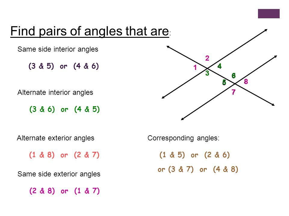 Introduction To Angles Ppt Video Online Download