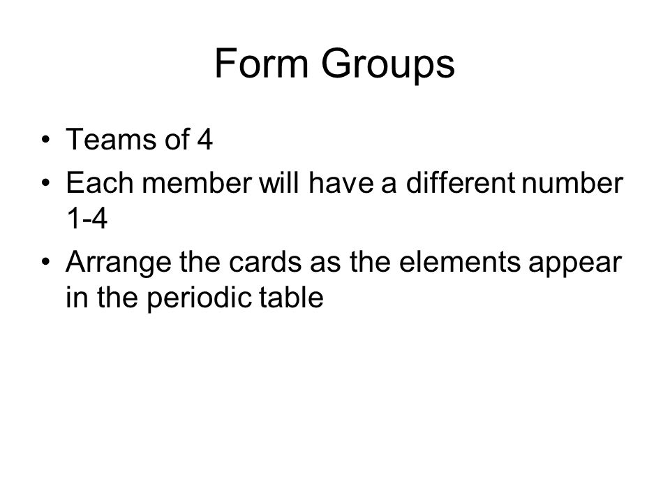 the formation of groups teams Forming a team takes time, and members often go through recognizable stages as they change from being a collection of strangers to a united group with common goals bruce tuckman's forming, storming, norming, and performing model describes these stages.