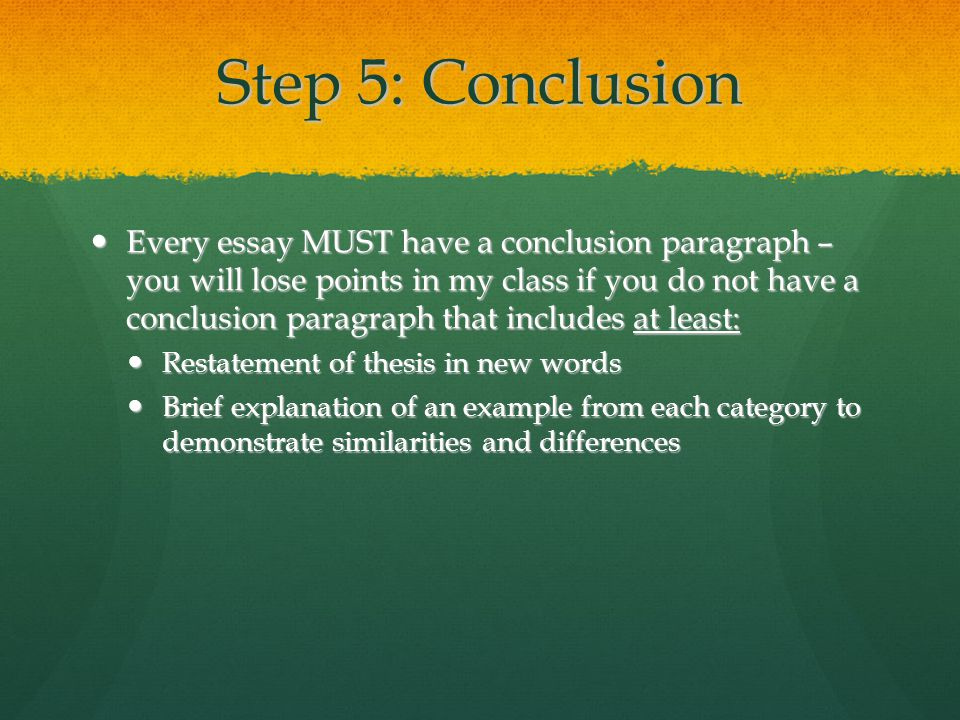 essay on why not Argumentative essay - why learn english language english language is taught in many schools all over the world and as a result many people can speak the.