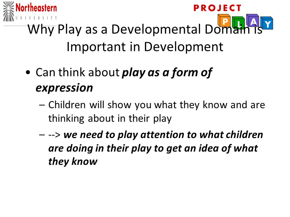 The importance of role plays for children (and us…)