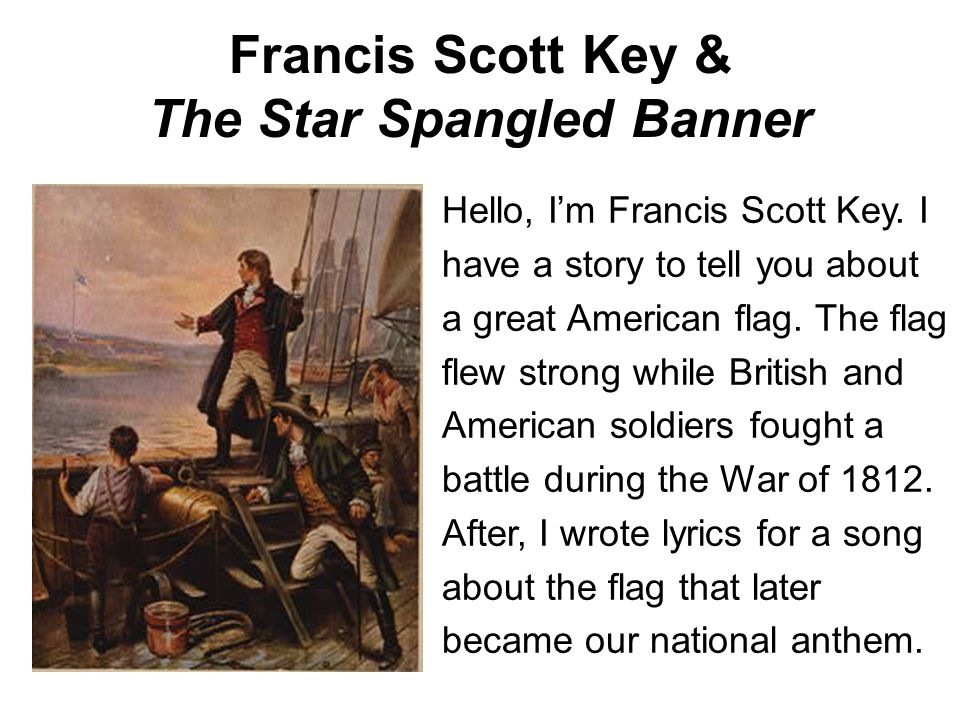 The Star Spangled Banner - ppt video online download