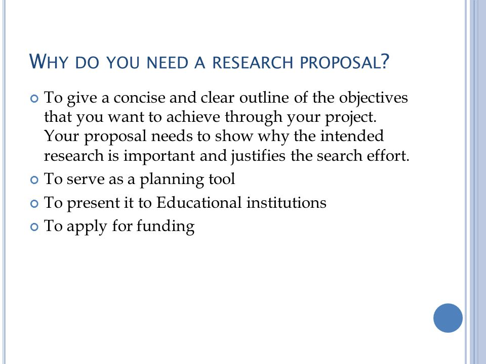 To Write A Research Proposal  Ppt Video Online Download