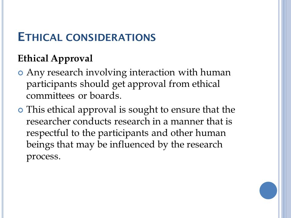 the ethical and legal considerations in research involving living animals Chapter 5 animal experimentation: ethics and law the universities do not teach all things, so a doctor must seek out old wives, gypsies, sorcerers, wandering tribes, and such outlaws and take lessons from them.
