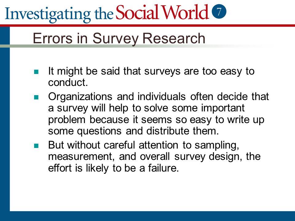 sampling errors in research pdf