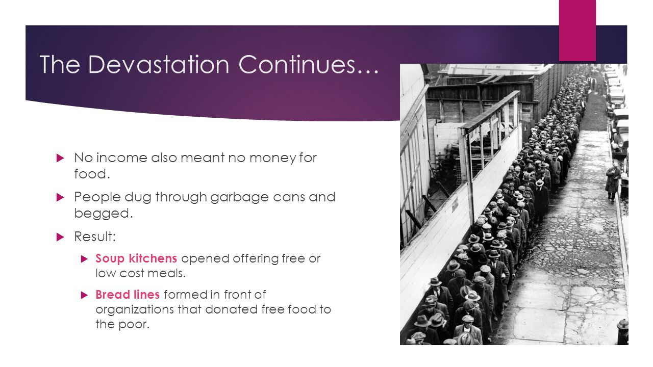 essay on the causes and effects of the great depression