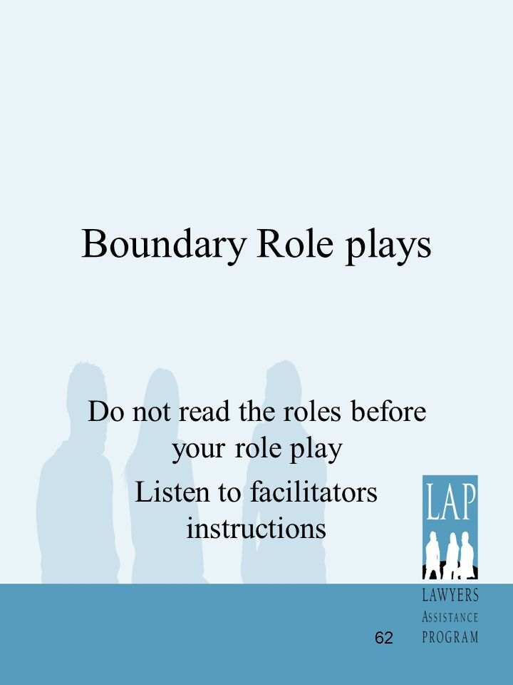 roles responsibilities and boundaries of a Roles, responsibilities and boundaries are different for all lessons that you teach and some are out of your control teachers have roles, responsibilities and also boundaries that they must foll.