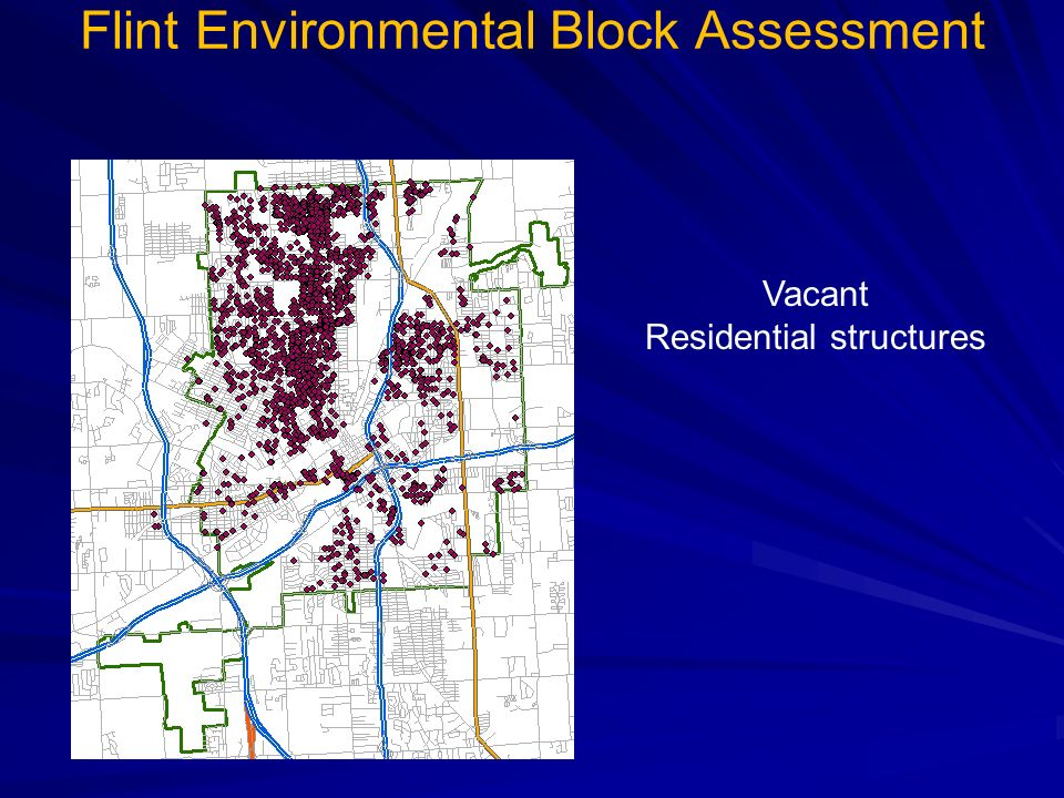 Flint Environmental Block Assessment