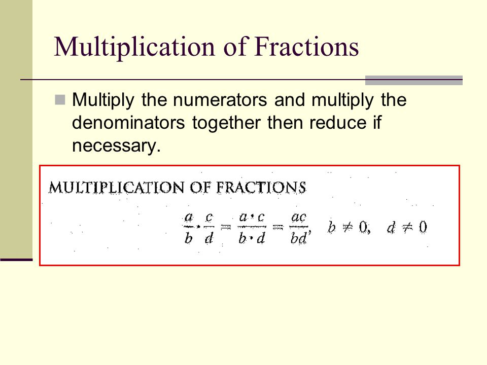 how to find the reciprocal of a mixed fraction