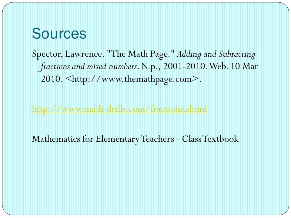 Addition of Fractions with unlike Denominators - ppt video online ...
