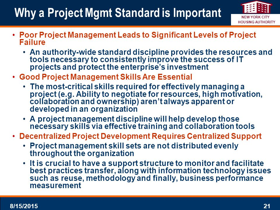 the necessary skills required for successful project management in an organization The importance of coaching and mentoring extends broadly from the coach / mentor to the learner and the organization  and skills required  project management.