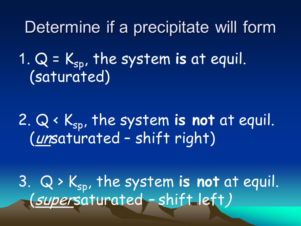 Ksp and Solubility Equilibria - ppt video online download
