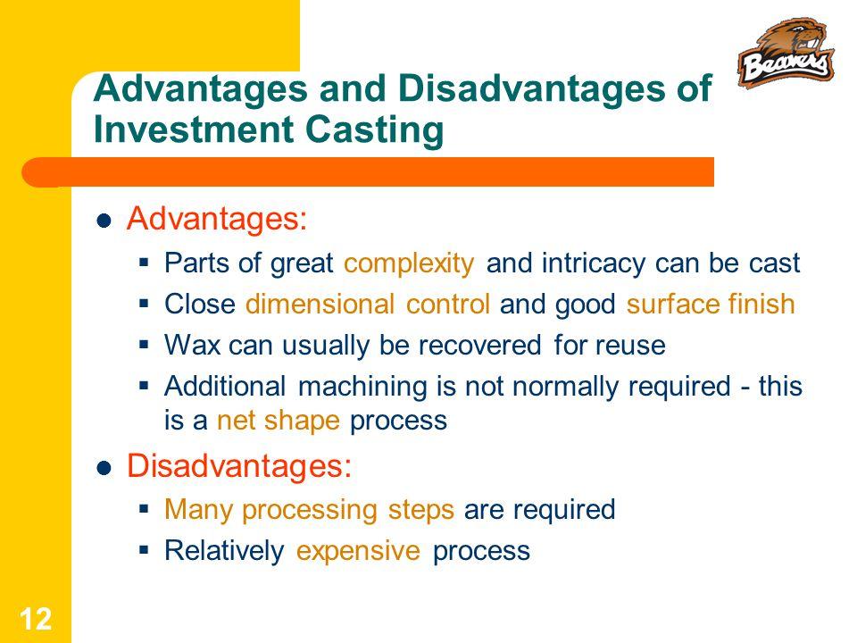 Advantages And Disadvantages Of Cast Iron