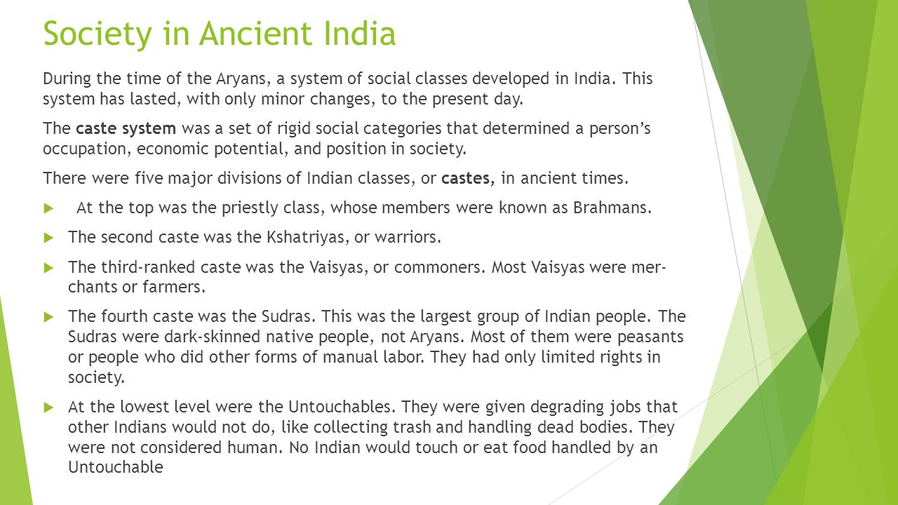 society in india The population of india is extremely diverse, comprising almost entirely peoples  who have migrated from other parts of the world over previous millennia.