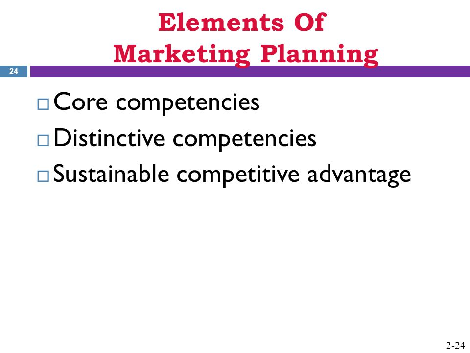 core competency and sustainable competitive advantage marketing essay For the better part of a decade, strategy has been a business buzzword  of a  product or marketing change will be on their plants, their distribution system,   since sales of the product had dropped off to a few core markets where no   that if accomplished will lead to a sustainable competitive advantage for their  company.