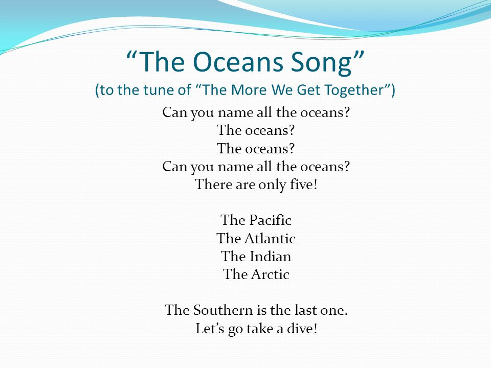 The continents and oceans - ppt download