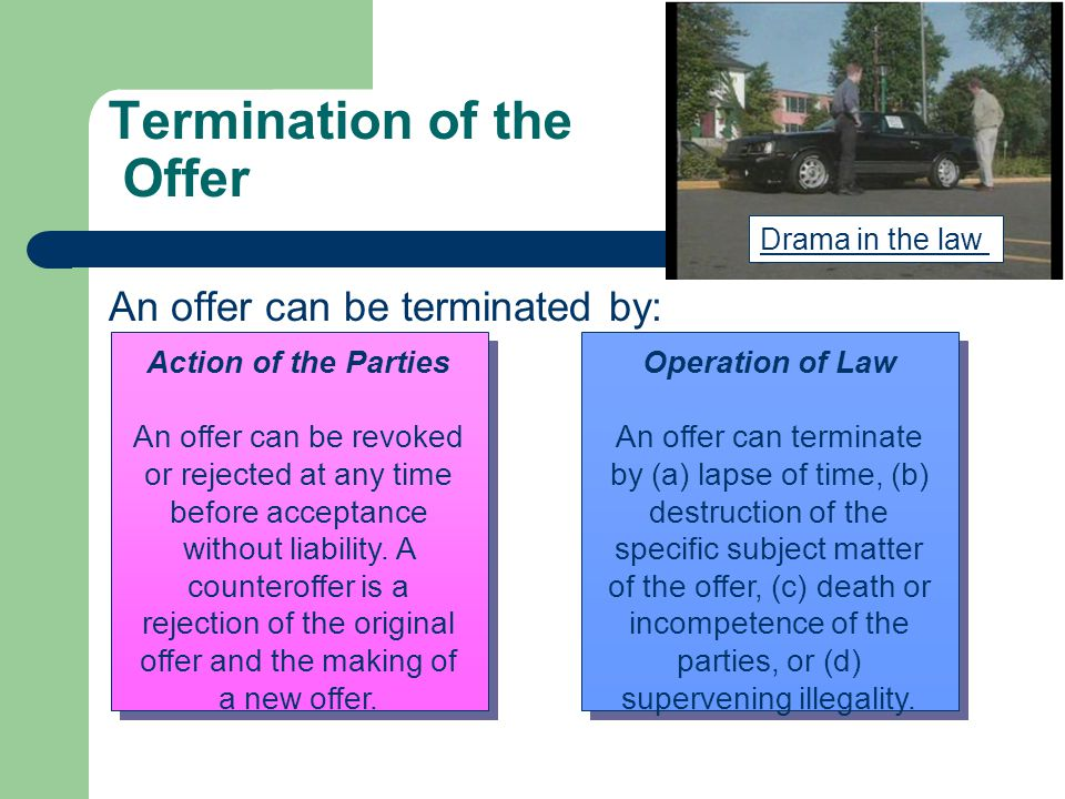 contract lapse of time termination Certainly, the unilateral termination of a contract is not as uniform as  only after  the unsuccessful lapse of an additional period of time granted.