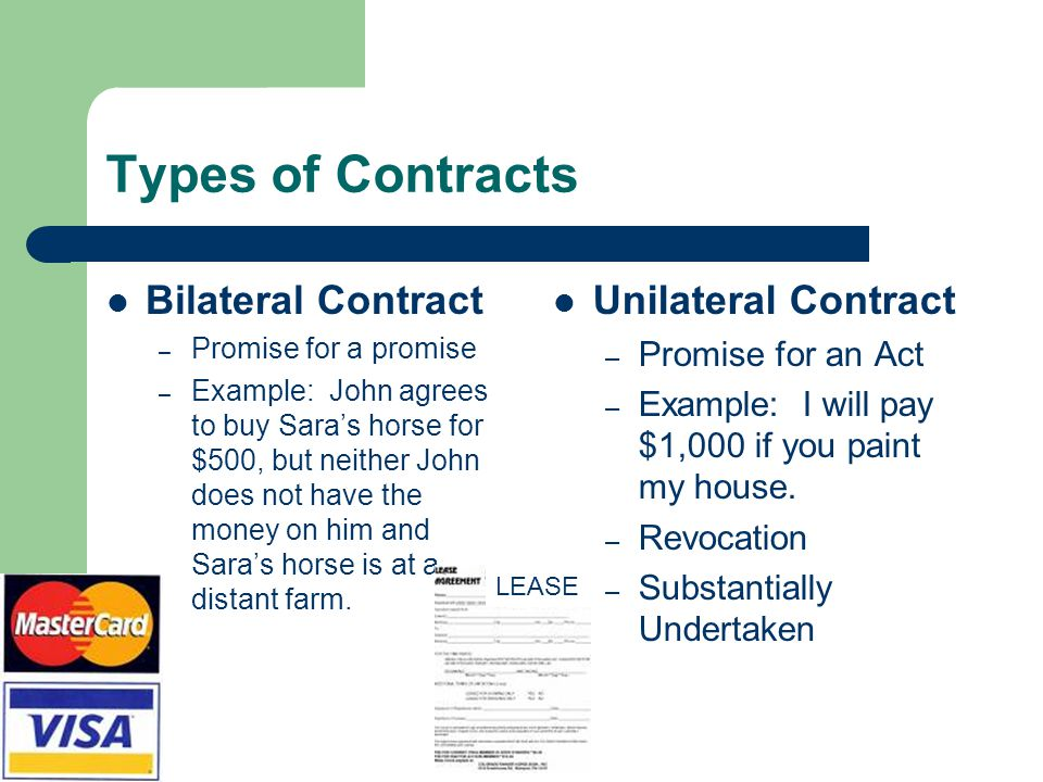 quiz on contracts contract formation