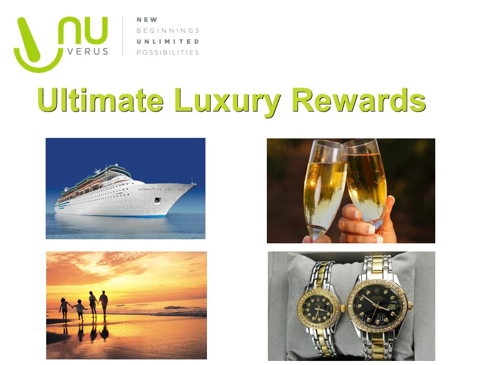 Ultimate Luxury Rewards