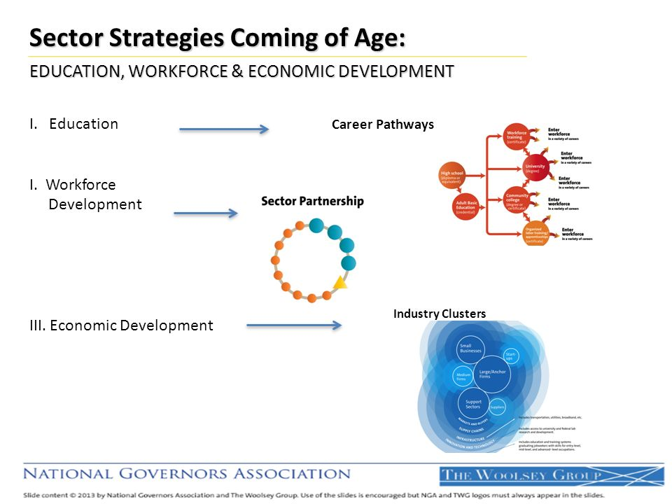 Sector Strategies Coming of Age: