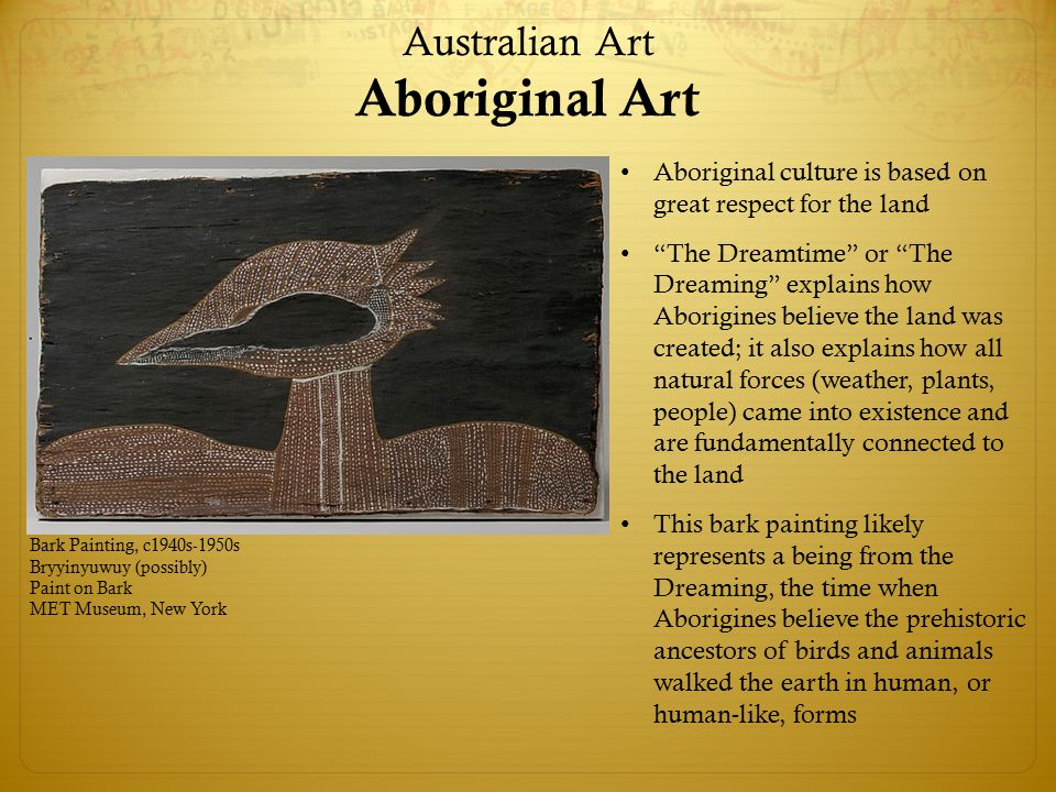 Australian Art Aboriginal Art