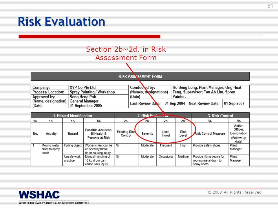 manual handling risk assessment definition