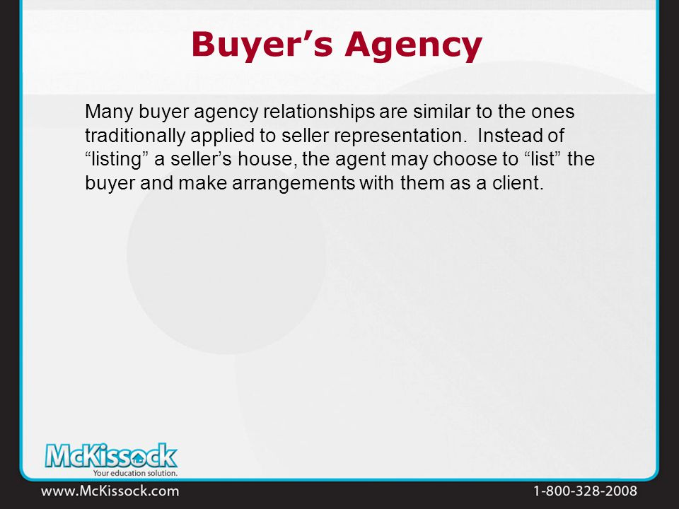 buyer and seller relationship in industrial marketing agency