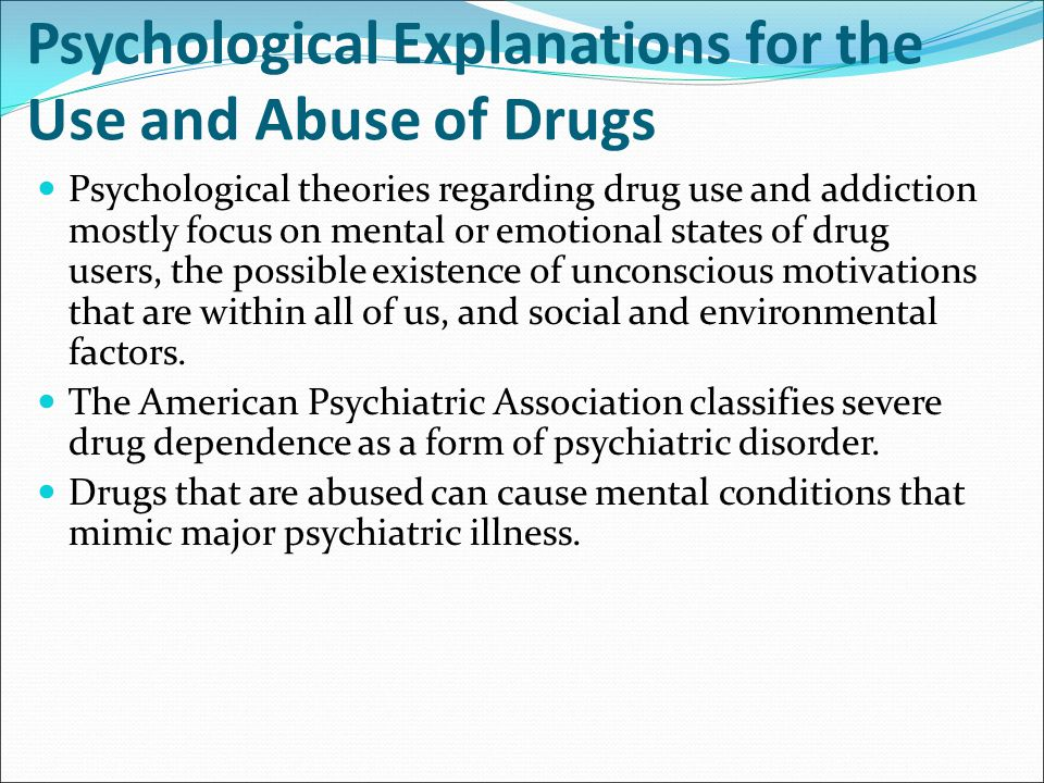 psychological factors and substance misuse » contributing factors of drug abuse a person sitting inside a crowded bus, drinking coffee and stifling a yawn with a gloved hand, can catch the common cold the little germs can attach to the coffee cup or the gloves, and they hitch a ride into the person's mouth and begin to cause serious problems when they have arrived.