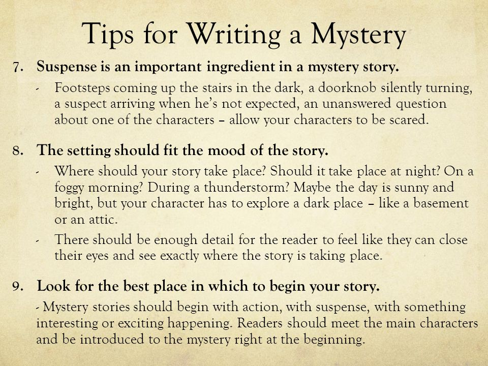 mystery essay Essay on mystery - essay on mystery the classic mystery story contains many key parts, and some of these are present in my novel, while some are not i think the major and most important similarity between mine and that of a classic is the fact that they both deal with murder.