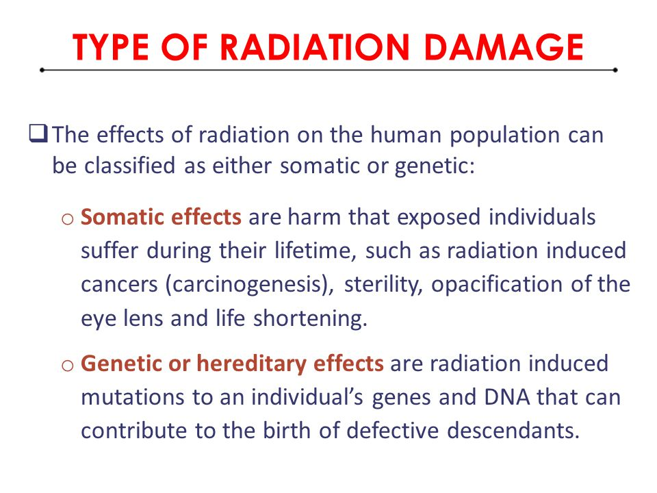 sources and effects of ionizing radiation pdf
