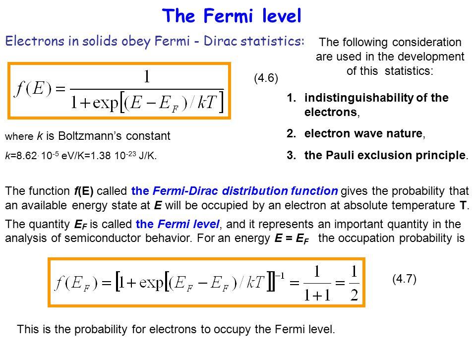 Fermi level in semiconductor pdf