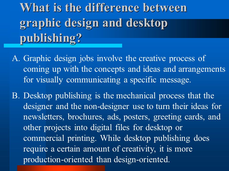 Desktop publishing syed agil alsagoff ppt download for Desktop publisher job