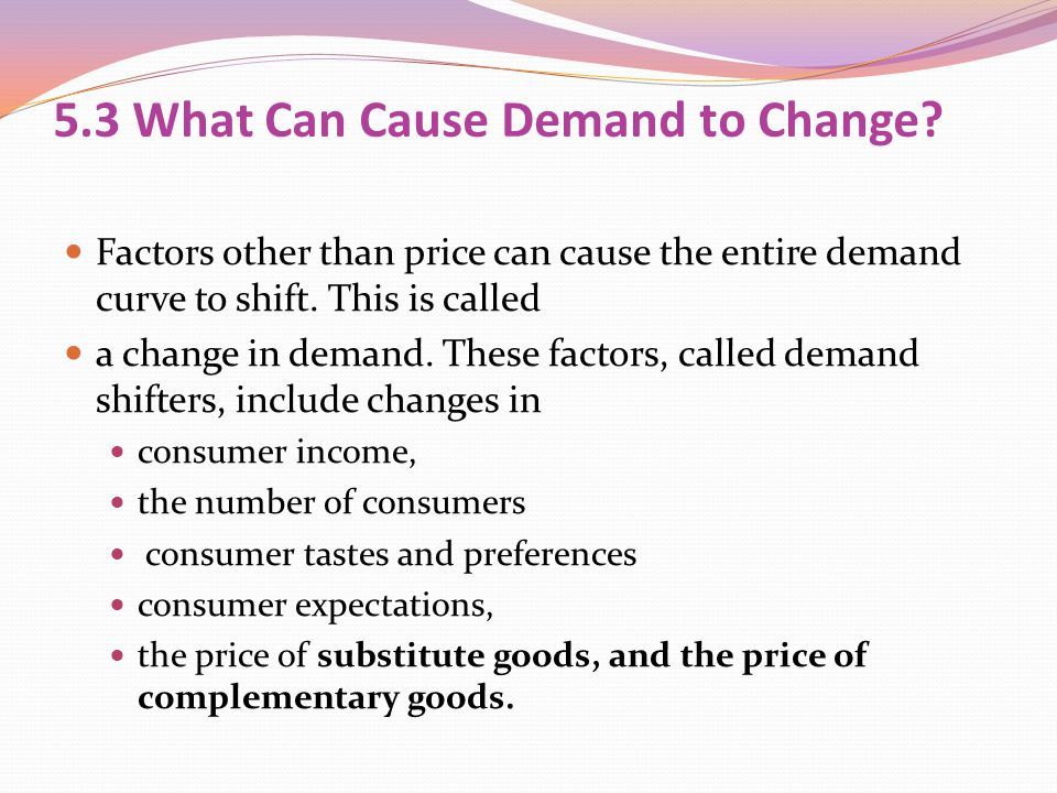 what causes the changes in supply and demand in the simulation A change in supply leads to a shift in the supply curve, which causes an  imbalance in the market that is corrected by changing prices and demand if  supply.