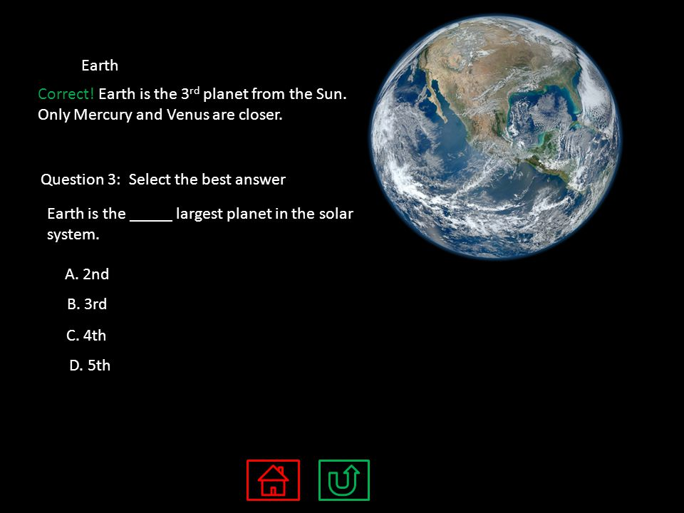 3rd planet earth - photo #17