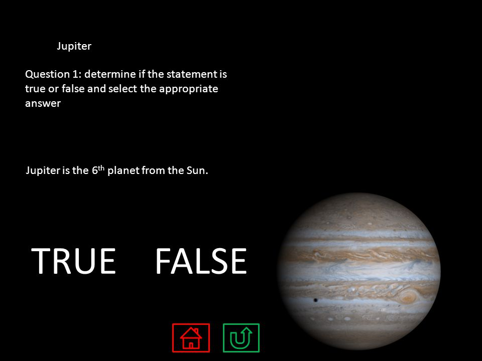 Jupiter 2nd Riddle Solution: The Earth's Solar System
